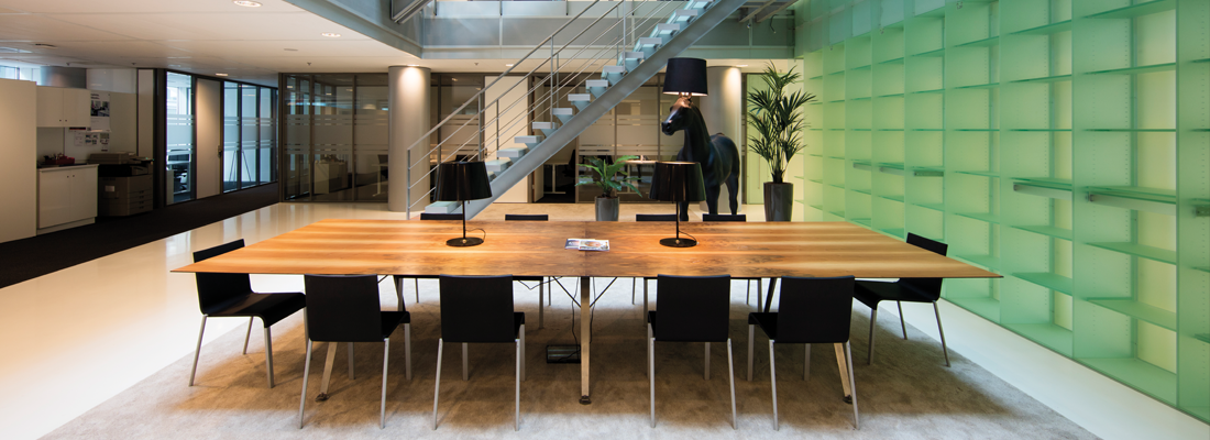 How To Design An Office For 2.5 Million People